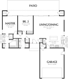 Beautiful House Youngville House Plan   Green Builder House Plans