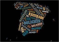 Recursos de geografía de España para alumnos de 2º de Bachillerato.
