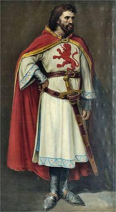 Ramirez II (król Leonu 931-951), był też twórcą przymierza między Nawarrą, Aragonią i Leónem, dzięki któremu w 939, w bitwie pod Simancas pokonano muzułmanów. Pozwoliło to na przesunięcie granicy królestwa z Duero do Tormes.  W ostatnich latach swoich rządów Ramiro musiał zgodzić się na kastylijską niepodległość pod rządami hrabiego Fernána (Ferdynanda) Gonzáleza. Od poł. Xw. kryzys Leonu, klęski i aktywizacja Maurów (Almanzor)