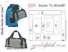 159e6ea45 31 imágenes encantadoras BOLSAS VARIOS | Tote bags, Fabrics y Sewing ...