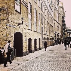 Butlers Wharf #london | Flickr - Photo Sharing!