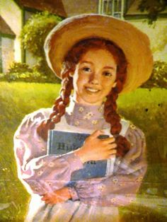 Anne of Green Gables. Would like to own a picture like this.