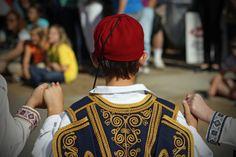 Greek boy costume