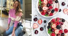 7 dniowy jadłospis od Ewy Chodakowskiej, który zadba o twój płaski brzuch Kefir, Fruit Salad, Acai Bowl, Lunch Box, Food And Drink, Health Fitness, Menu, Healthy Recipes, Cooking