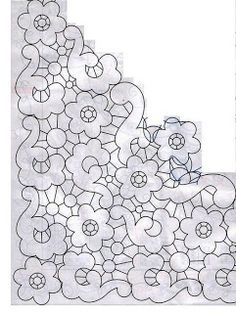 cutwork filler motif - Lene Richelieu e Bainha Aberta Cutwork Embroidery, Hand Embroidery Patterns, Applique Patterns, Embroidery Stitches, Quilt Patterns, Machine Embroidery, Lacemaking, Point Lace, Sewing Art