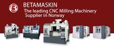 Beta Maskin: The leading CNC Multi-Tasking Horizontal & Vertica Machinery Supplier in Norway