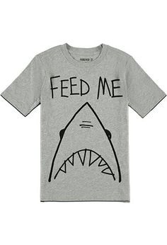 f6378901 Feed Me Shark Tee Get custom High Quality tshirt, tank top and hoodies at  an affordable price.