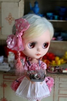 Dorian and the dishes - by mab graves, via Flickr