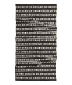 Patterned Cotton Rug | Product Detail | H&M