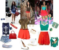 selena gomez style vs my style., created by jazmin2096 on Polyvore Selena Gomez Style, Fashion Styles, Celebrity Style, Dress Up, Girly, Comfy, My Style, Celebrities, Polyvore