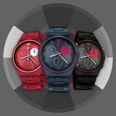1000 Images About Relojes On Pinterest Swatch Guess