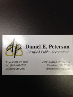 One of our top customers toyota of cleveland business cards our friends over at daniel peterson colourmoves