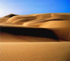 Desert Landscape  Photo by Edgar Barany C