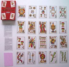 Baraja La Madrileña - Playing cards La Madrileña