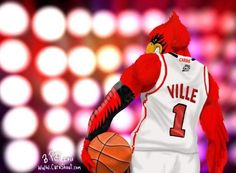 I'm ready for some football n i'm ready for some basketball too yo Go CARDS.