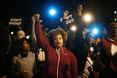 While the fallout of Mike Brown's death focused heavily on young black men, it's the women who helped turn a string of protests into a movement.