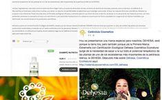 Estamos en – calendulacosmetics.com – Tienda online EXTREMEÑA y ECOLÓGICA