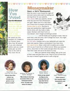 American Girl Magazine - January 1993/February 1993 Issue - Page 6 (Girls Express - Part 3)