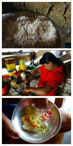 35 best authentic sri lankan food and recipes images on pinterest string hoppers home made rice noodles authentic sri lankan video recipe from a village forumfinder Choice Image