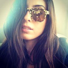 Carrera Jimmy Choo sunglasses Instagram by myfashdiary