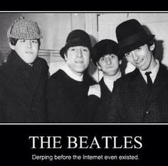 Oh yes. #beatles #funny #hilarious
