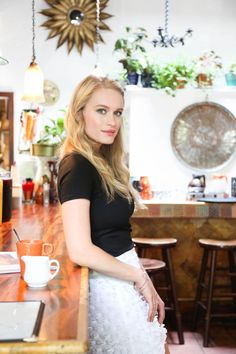 Leven Rambin Interview 2015