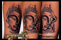 The Budda Temple Tattoo (Ishu Ink Tattoos)
