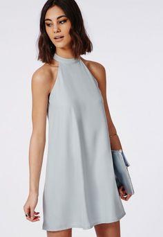 Afbeeldingsresultaat voor halter swing dress