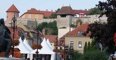Eger. Exotic Places, Hungary, Budapest, Marvel, Spaces, Mansions, House Styles, Beauty, Home
