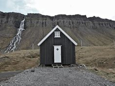 http://cabinporn.com/post/21217895893/cabin-in-djúpavík-iceland-submitted-by-anthony