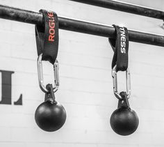 cannonball grips for pull ups from Rogue Fitness