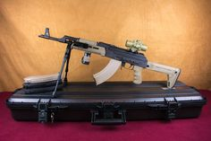 AK-47 SuperKit 7.62x39, Everything Included: Century Arms RAS47 - TacOpShop - Fully Featured Tactical Firearm Kits