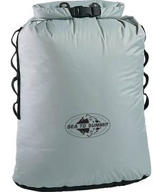 Sea to Summit Trash Dry Sacks,grey,20L * Find out more about the great product at the image link.