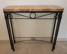 Entryway Tables, Furniture, Home Decor, Rustic Furniture, Headboards, Home Decoration, Wood, Interiors, Decoration Home