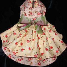 $ 99 Sale Flowered Dog Dress Lot Apparel New Shirt Coat Sweater Puppy Clothes | eBay