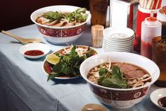 Slow Cooker Pho - From 101 Easy Asian Recipes. I know pho takes time. But this one gave great flavors in less time. Pot Roast Recipes, Crockpot Recipes, Soup Recipes, Entree Recipes, Crock Pot Slow Cooker, Slow Cooker Recipes, Cooking Recipes, Easy Asian Recipes, Healthy Recipes