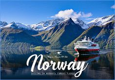 #Luxury Travel in Norway  The #Fjords are the soul of Norway and certainly a magnificent attraction. When you come and visit, you will find that, Norway has loads of other #gems for you to explore.