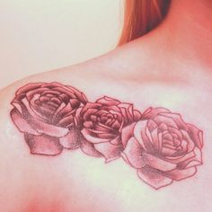 Roses tattoo, GUIOX,TATTOO KITS SALES ONLINE. Everyone who love tattoo,just flowing me!!!!!