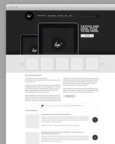 Web Layout UI Kit