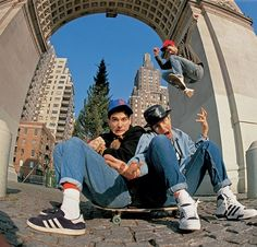 Glen E Friedman Beastie Boys