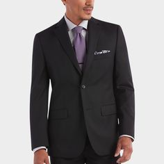 Buy a Awearness Kenneth Cole Solid Black Slim Fit Suit and other Slim Fit at Men's Wearhouse. Browse the latest styles, brands and selection in men's clothing.
