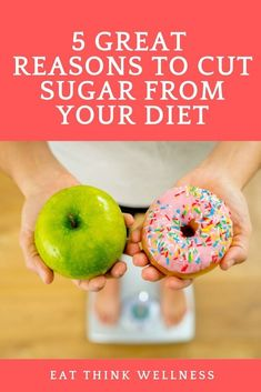 Get this free eBook on 5 great reasons to cut sugar from your diet then start your health transformational journey by purchasing our 7 Day Sugar Detox Program. Diet And Nutrition, Health Diet, Health And Wellness, Health Fitness, Wellness Tips, Quick Weight Loss Tips, Help Losing Weight, Weight Gain, Fitness Facts