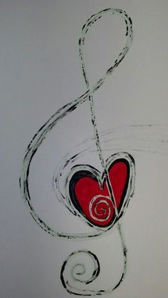 ideas drawing ideas music heart for 2019 Music Drawings, Music Artwork, Art Music, Sound Of Music, Music Is Life, Good Music, Hip Hop Musik, House Musik, Piano Y Violin