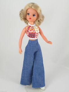 Sindy WEEKENDER 1976 COMPLETE Outfit   No Doll   Vintage Pedigree Sindy   eBay