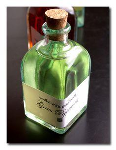 green peppercorn vodka by Jocelyn | McAuliflower, via Flickr