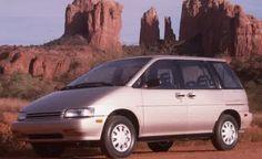 Nissan Axxess Minivan