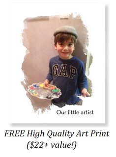 High Quality 8 x 10 ART PRINT thru 3/31 ($22+ value)~~~>https://goo.gl/t6naNl
