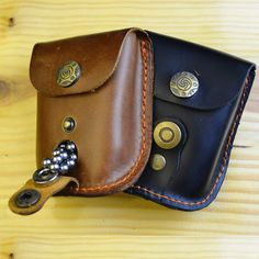 Genuine Leather Case Waist Bag Pouch for Catapult Slingshot Steel Balls Ammo Hunting Accessories, Bag Accessories, Slingshot Accessories, Lance Pierre, Crea Cuir, Hunting Bags, Waist Pouch, Leather Projects, Leather Crafts