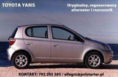 #Alternator #Toyota #Yaris 1.0 1.3 16V 2002- ▲Zastosowanie AJ1800: Toyota Yaris 1,0i 16V SCP10 AT 1999- 1,3i 16V SCP12 2002- » 12 V 90 A ▲Bezpośredni link do aukcji: http://allegro.pl/show_item.php?item=6333660600&snapshot=MjAxNi0wOC0yOVQwOTo0MzoxM1o7c2VsbGVyOzI4YmQxMDdhOTFhOTIxMGI0NGQwODRiYTdlMTYwZjY2ZGQ5NGMwNGFmOGQ4NDQzNzRhOWZlODIzZWVhNzQ2YTA=  📲 792 205 305 ✉ allegro@polstarter.pl #rozrusznik   #polstarter