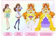Kirara Amanogawa / Cure Twinkle